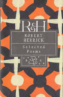 Robert Herrick - Poetry Classics (Hardback)