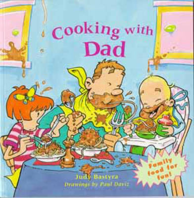 Cooking with Dad (Paperback)