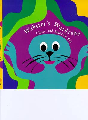 Webster's Wardrobe (Board book)