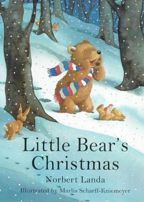 Little Bear's Christmas (Paperback)