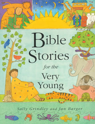 Bible Stories for the Very Young (Paperback)