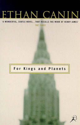 For Kings and Planets (Paperback)