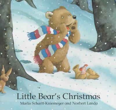 Little Bear's Christmas (Board book)