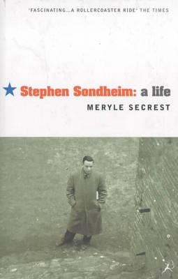 Stephen Sondheim: A Life (Paperback)