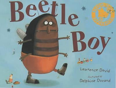 Beetle Boy (Paperback)