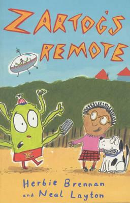 Zartog's Remote (Paperback)