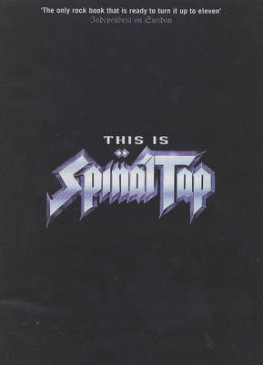 """The Official """"Spinal Tap"""" Companion (Paperback)"""