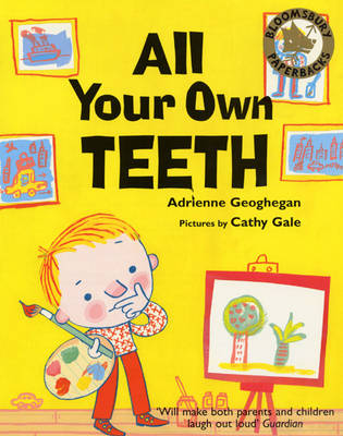 All Your Own Teeth (Paperback)