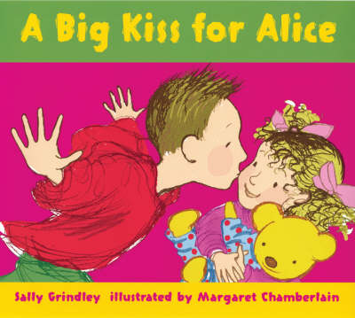A Big Kiss for Alice (Paperback)