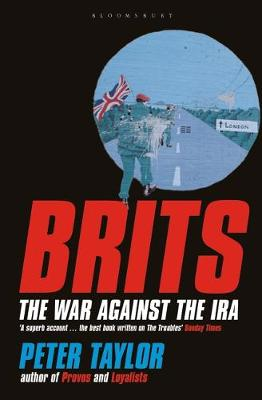 Brits: The War Against the IRA (Paperback)