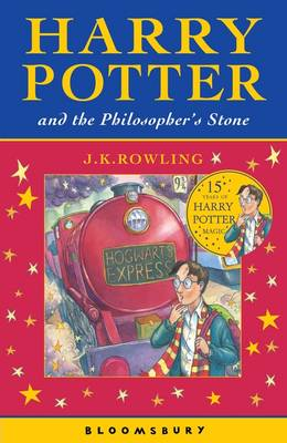 Harry Potter and the Philosopher's Stone (Paperback)