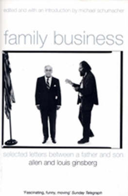Family Business: Selected Letters Between a Father and Son (Paperback)