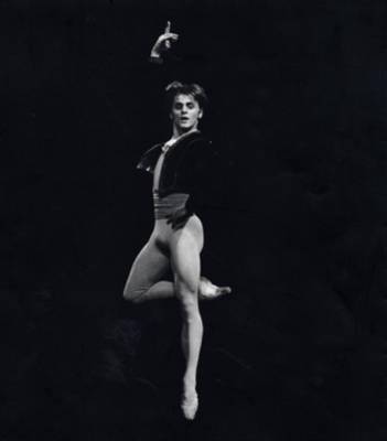Baryshnikov: In Black and White (Hardback)