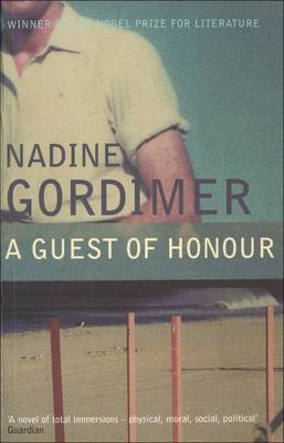 A Guest of Honour (Paperback)