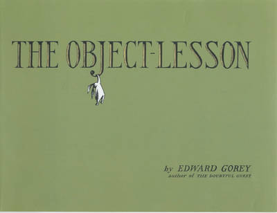 The Object Lesson (Hardback)