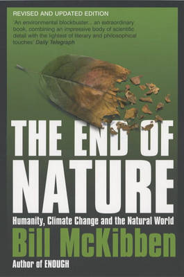 The End of Nature (Paperback)