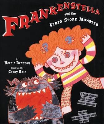 Frankenstella and the Video Shop Monster (Paperback)
