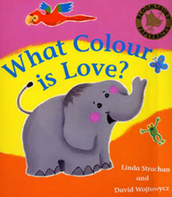 What Colour is Love? (Paperback)