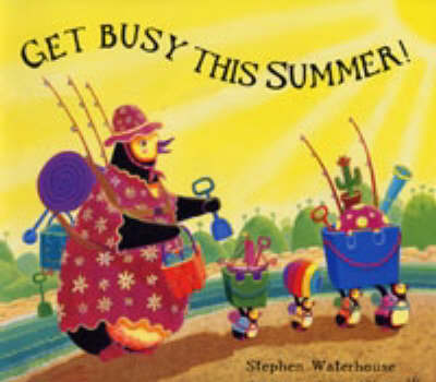 Get Busy This Summer! (Paperback)