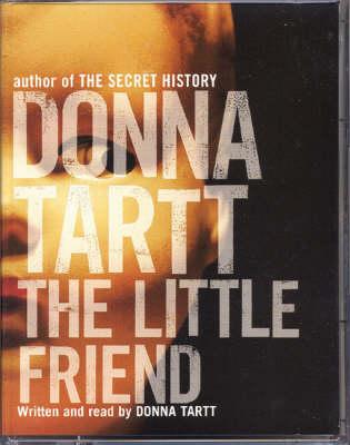 The Little Friend (CD-Audio)
