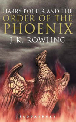 Harry Potter and the Order of the Phoenix: Adult Edition (Paperback)