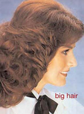 Big Hair (Hardback)