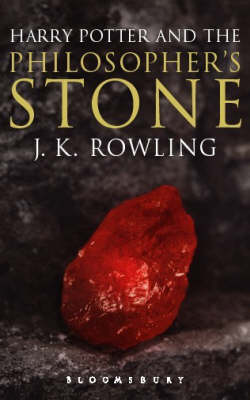 Harry Potter and the Philosopher's Stone: Adult Edition (Paperback)
