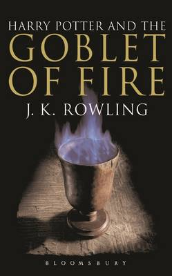 Harry Potter and the Goblet of Fire: Adult Edition (Paperback)