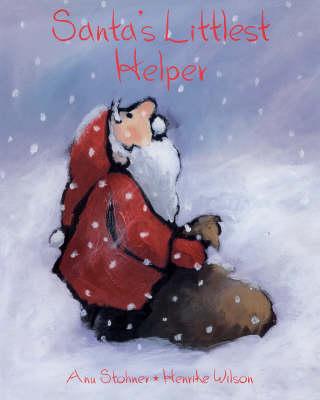 Santa's Littlest Helper (Hardback)