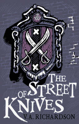The Street of Knives: Windjammer III (Paperback)