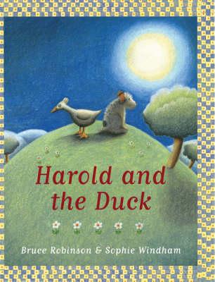 Harold and the Duck (Hardback)