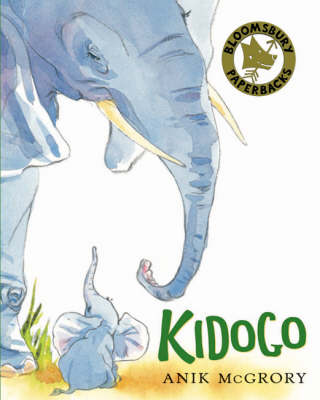 Kidogo: The Littlest Elephant (Paperback)