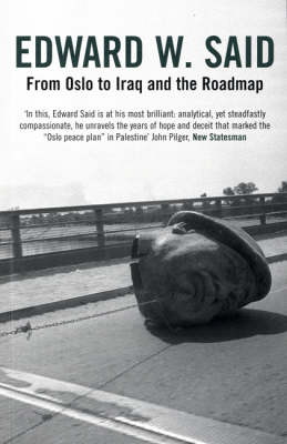 From Oslo to Iraq and the Roadmap (Paperback)