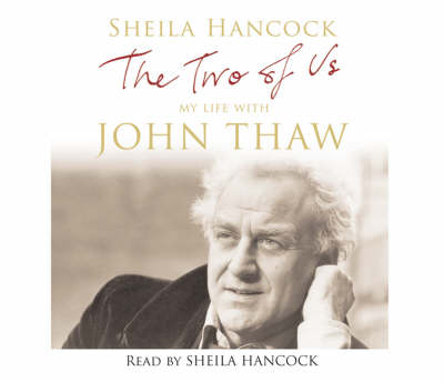 The Two of Us: My Life with John Thaw (CD-Audio)