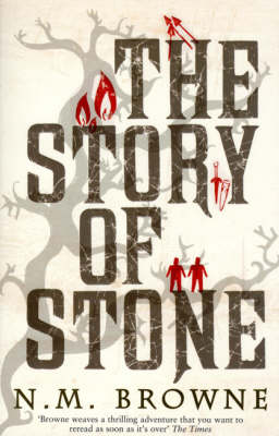 The Story of Stone (Paperback)