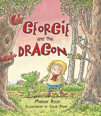 Georgie and the Dragon (Paperback)