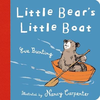 Little Bear's Little Boat (Board book)