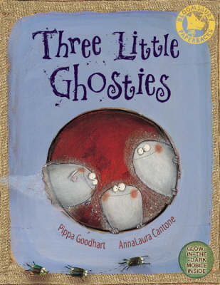 Three Little Ghosties (Paperback)