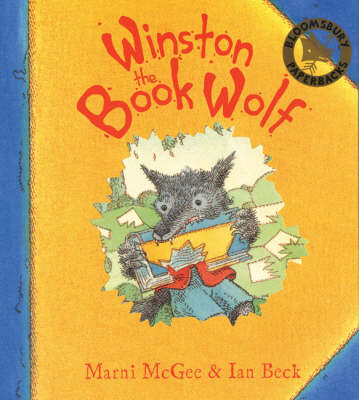 Winston the Book Wolf (Paperback)
