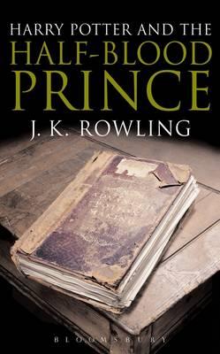 Harry Potter and the Half-blood Prince (Hardback)