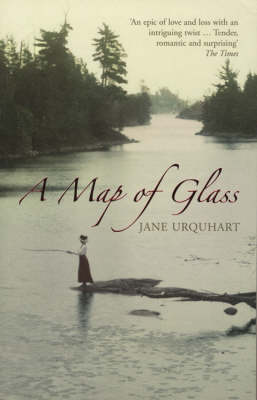 A Map of Glass (Paperback)