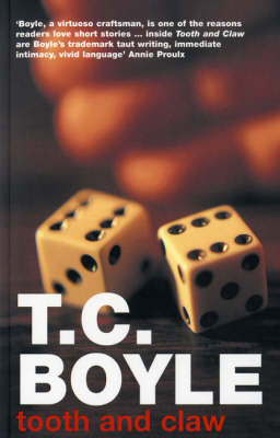 Tooth and Claw (Paperback)