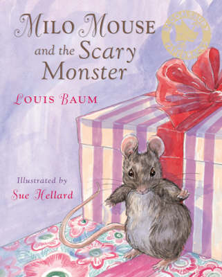 Milo Mouse and the Scary Monster (Paperback)