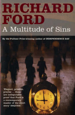 A Multitude of Sins (Paperback)