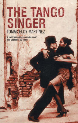 The Tango Singer (Paperback)