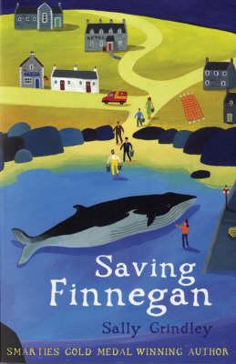 Saving Finnegan (Paperback)
