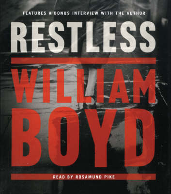 Restless (CD-Audio)