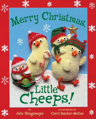Merry Christmas, Little Cheeps! (Hardback)