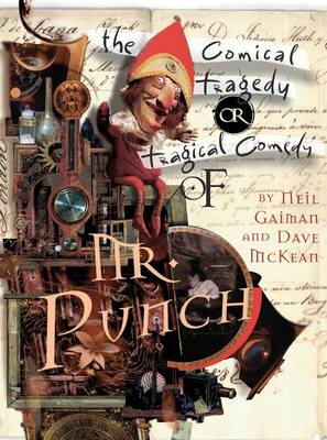 The Tragical Comedy or Comical Tragedy of Mr Punch (Paperback)