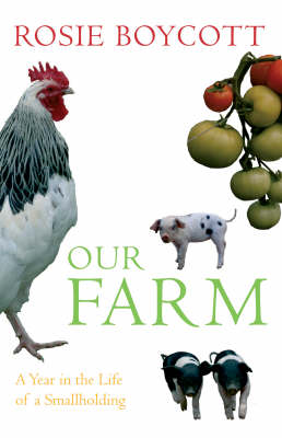 Our Farm: A Year in the Life of a Smallholding (Hardback)